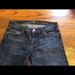 7 for all Mankind Jeans ++ Roxanne Size 26